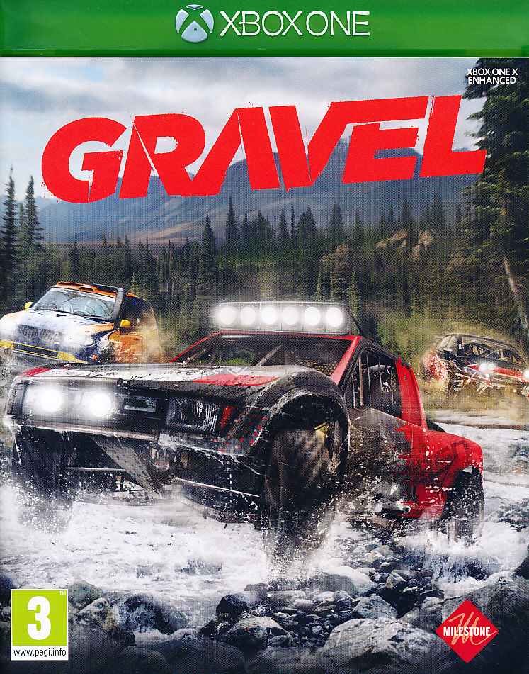 "Packshot for ""Gravel XBO"""