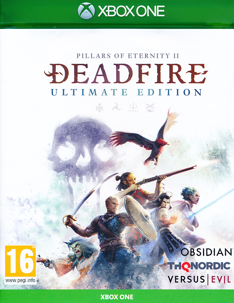 "Packshot for ""Pillars of Eternity 2 Deadfire XBO"""