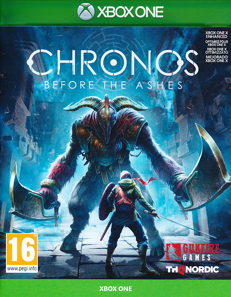 "Packshot for ""Chronos Before the Ashes XBO"""