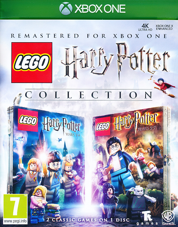 "Packshot for ""Lego Harry Potter Collection XBO"""