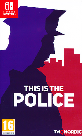 """Packshot for """"This is the Police NS"""""""