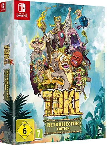 Toki Collectors Edition NS