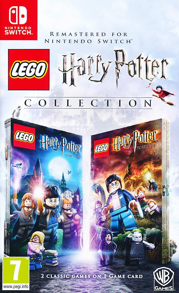 "Packshot for ""Lego Harry Potter Collection NS"""