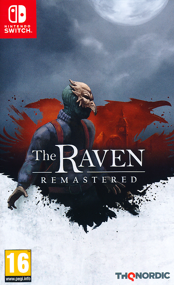 The Raven Remastered NS