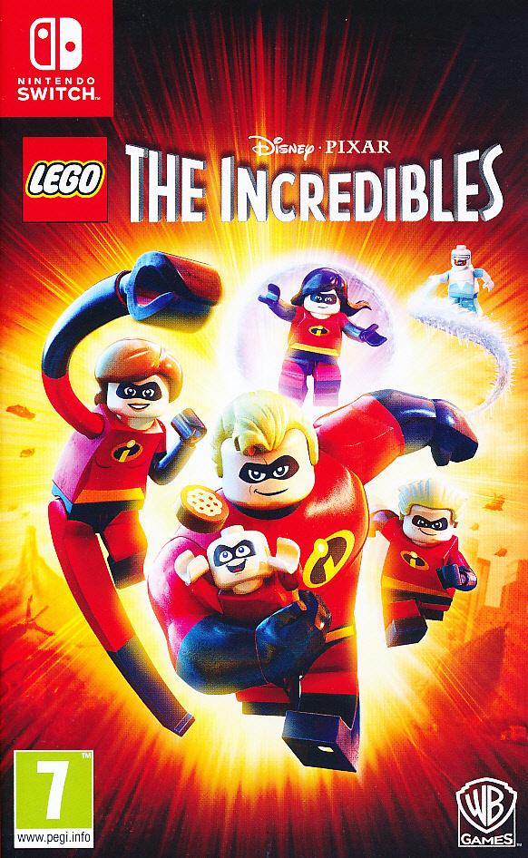 Lego Incredibles NS