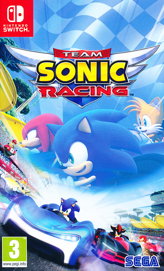 Team Sonic Racing NS