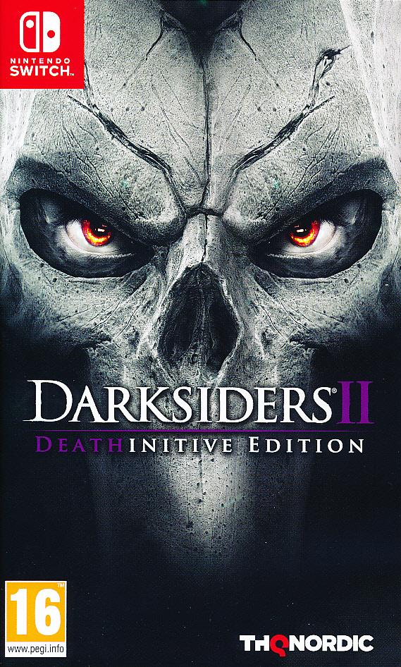 Darksiders 2 Deathinitive Ed. NS