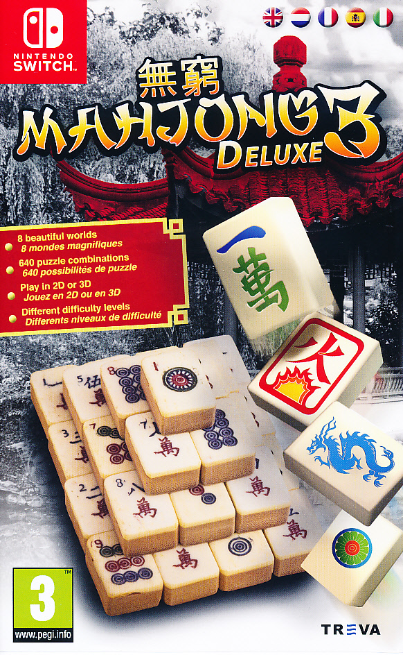 "Packshot for ""Mahjong Deluxe 3 NS"""