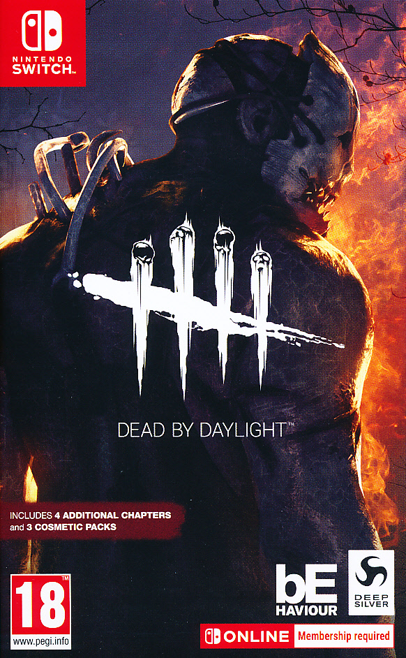"Packshot for ""Dead By Daylight NS"""