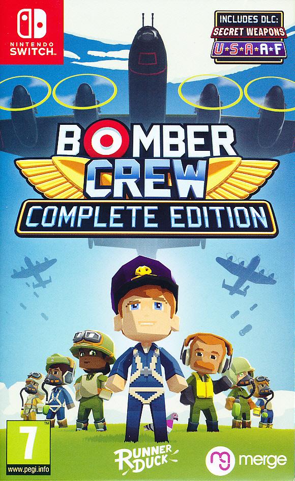 Bomber Crew Complete Ed. NS