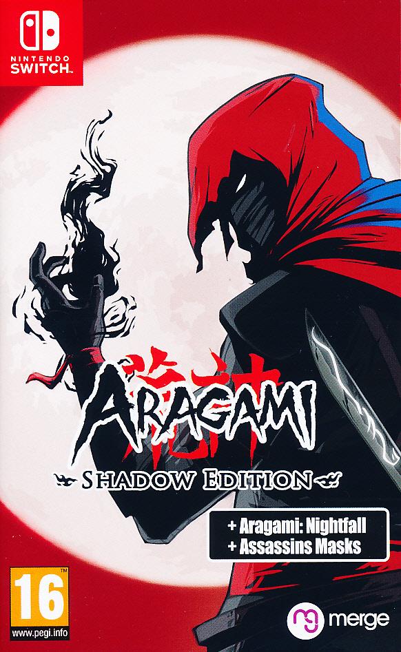 Aragami Shadow Edition NS