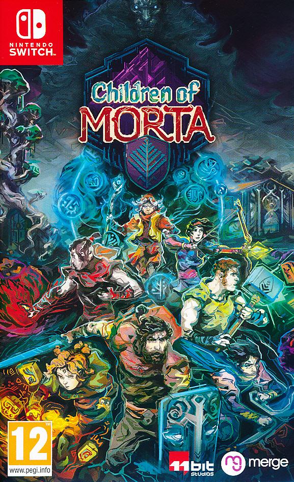 Children of Morta NS