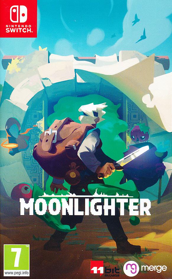 Moonlighter NS