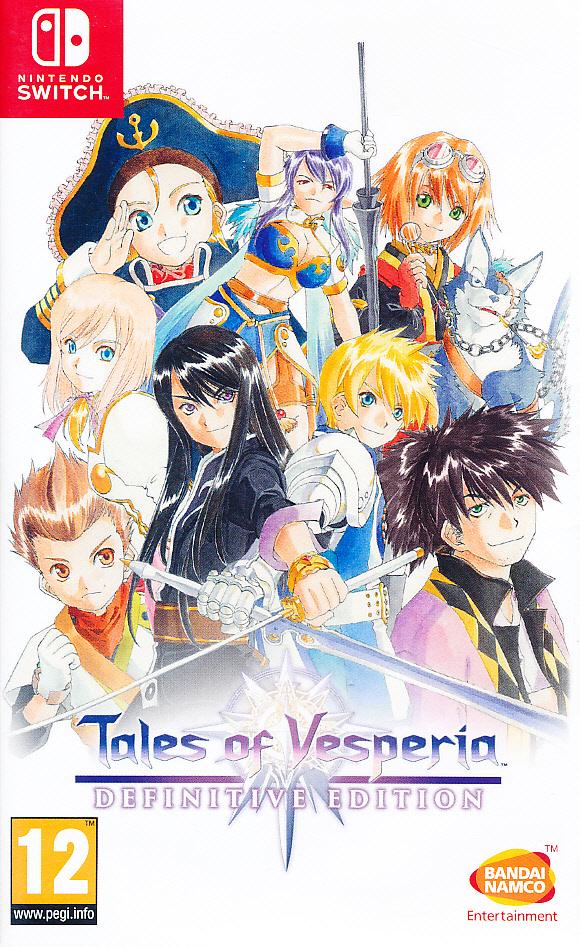 Tales of Vesperia Def. Ed. NS