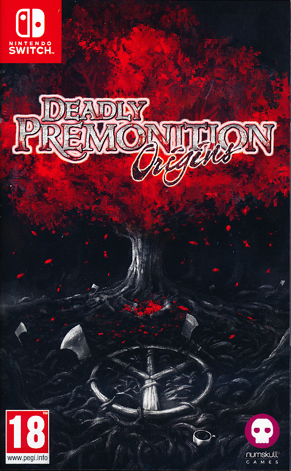 Deadly Premonition Origins NS