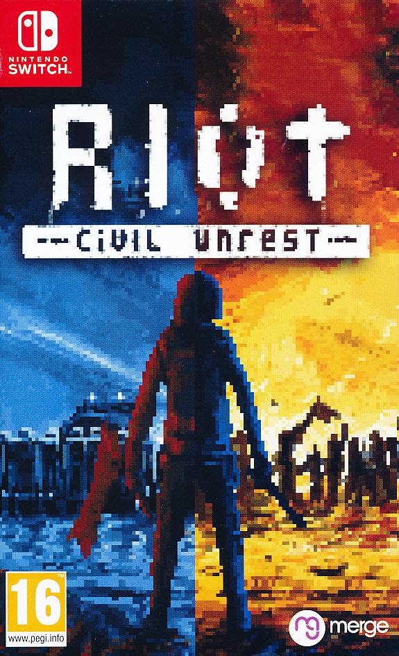 Riot Civil Unrest NS