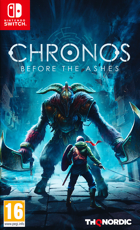 Chronos Before the Ashes NS