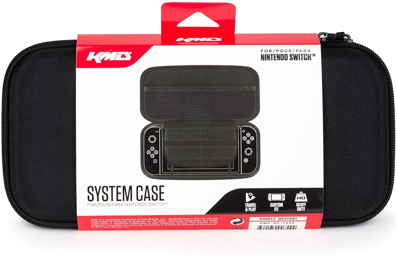 """Packshot for """"KMD Switch Premium Travel Case"""""""