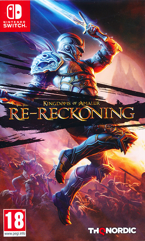 "Packshot for ""Kingdoms of Amalur Re-Reckoning NS"""