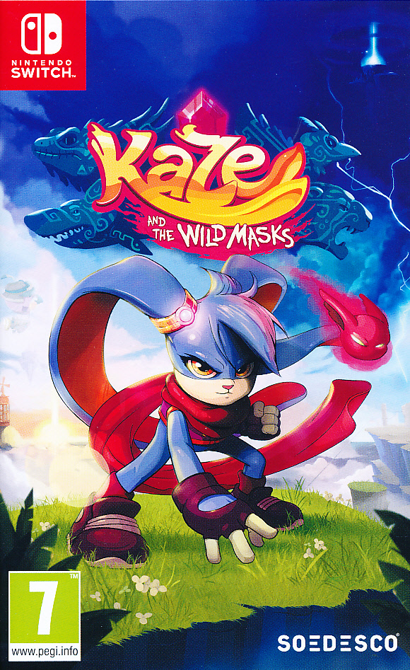 Kaze and the Wild Masks NS