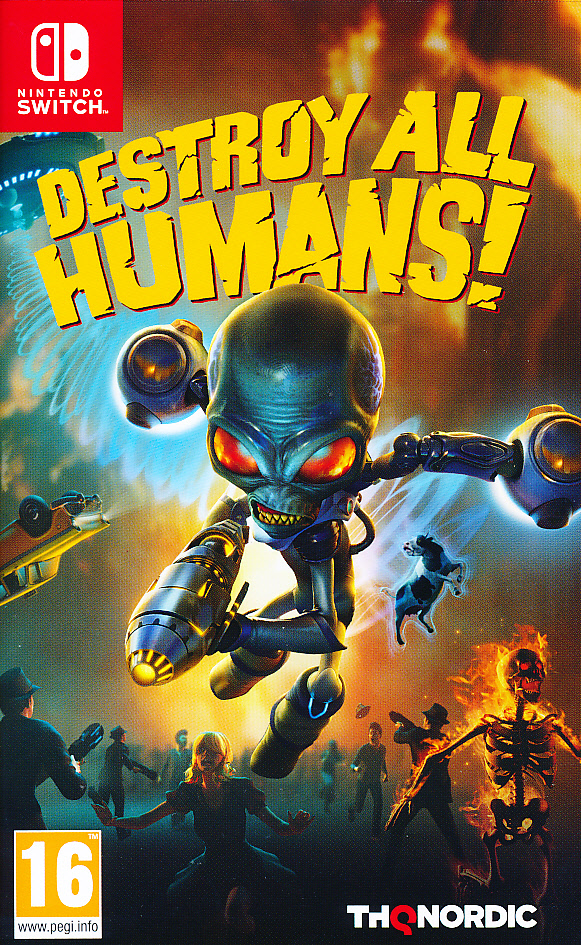 Destroy All Humans NS