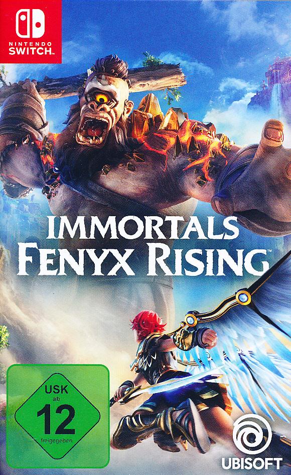 Immortals Fenyx Rising DE NS