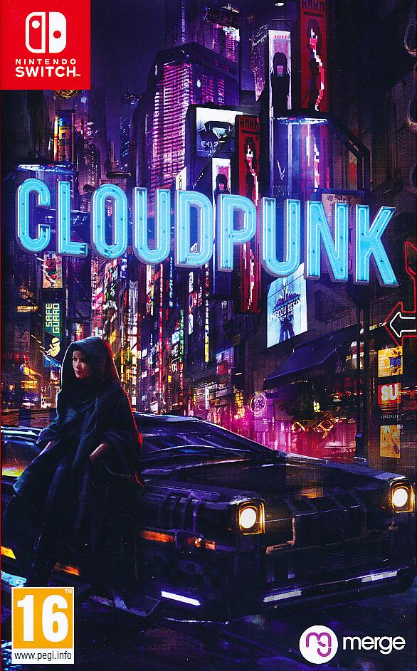 Cloudpunk NS