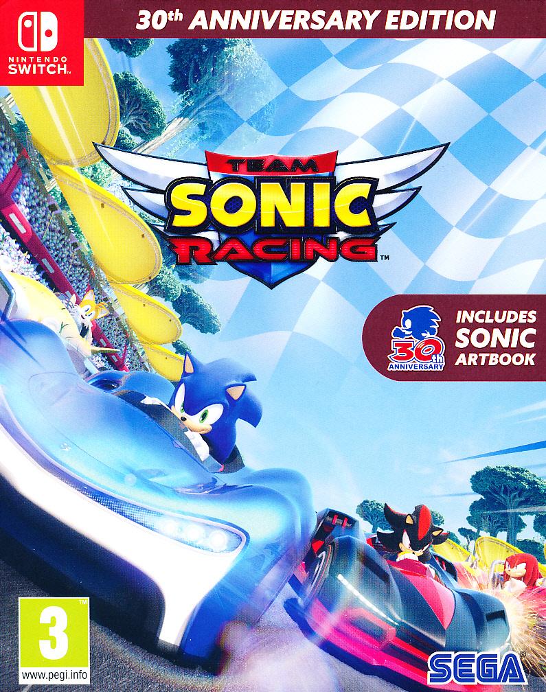 Team Sonic Racing 30th Anni. Ed. NS