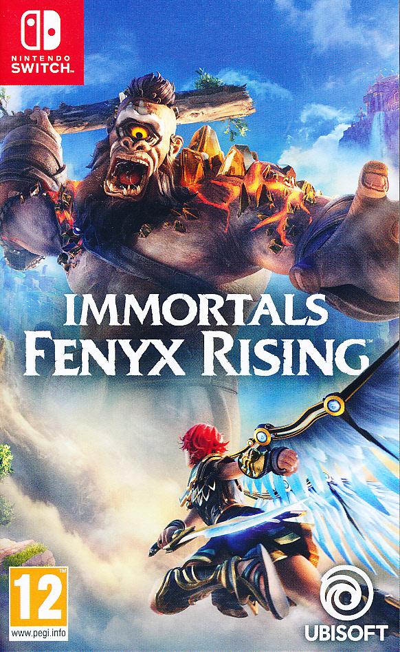 Immortals Fenyx Rising NS