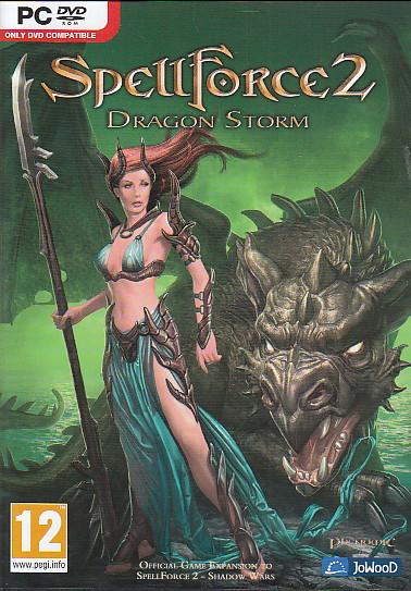 Spellforce 2 Dragon Storm Exp. PC