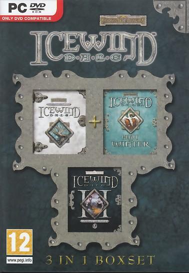 Icewind Dale Comp 1&2+Exp. PC