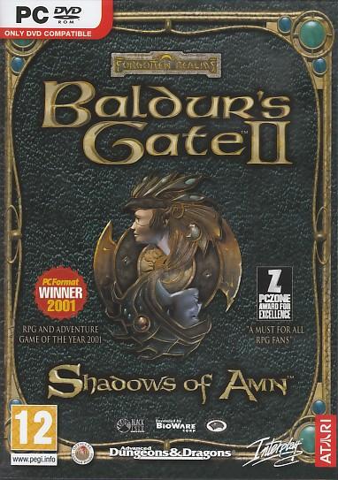 Baldurs Gate 2 PC