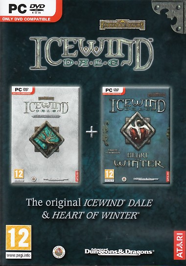 Icewind Dale + Exp. PC