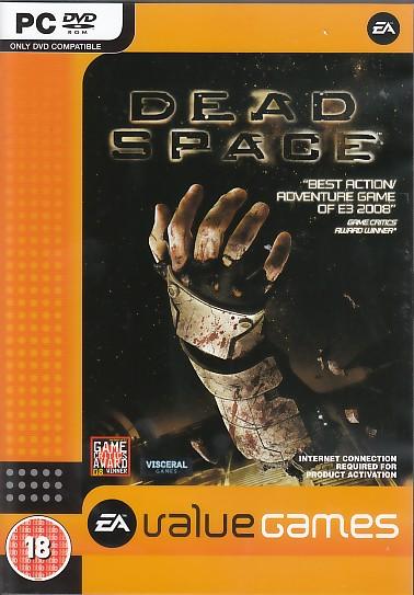 Dead Space BUDGET BBFC PC