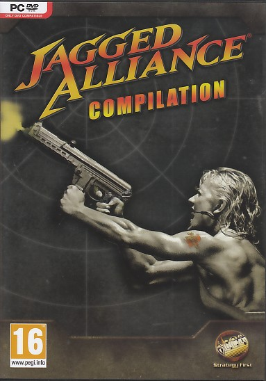 Jagged Alliance Comp. 1+2+Exp PC