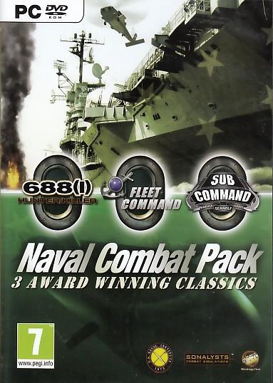 Naval Comb Pack Sub,Hunter,Fleet PC