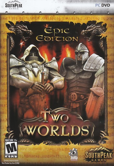 Two Worlds Epic Ed. ESRB PC