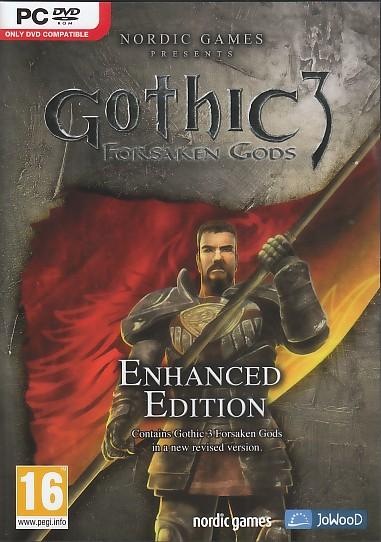 Gothic 3 F.G. Enhanced Ed. PC