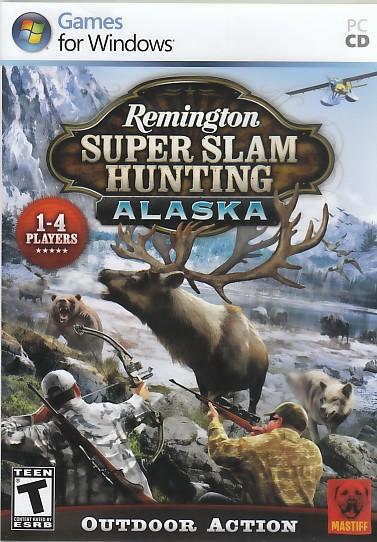 Remington Hunting Alaska ESRB PC