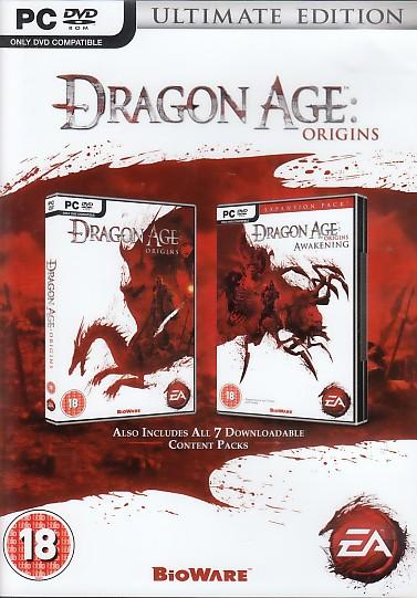 Dragons Age Origins Ultimate BBFCPC