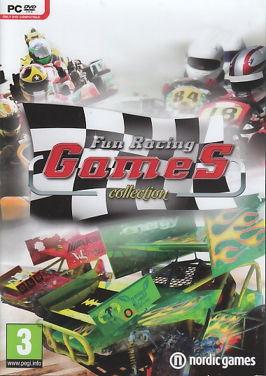 Fun Racing Games Coll. PC
