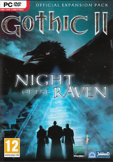 Gothic 2 Night of the Raven Exp. PC