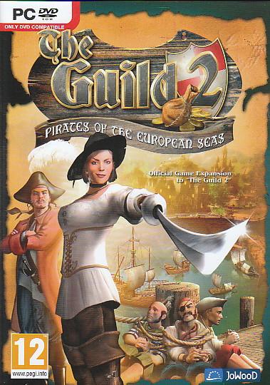 Guild 2 Pirates of the Seas PC