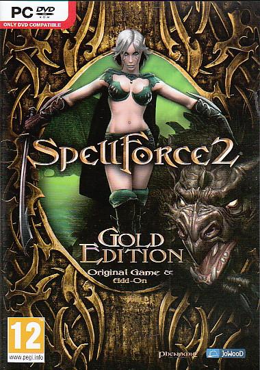 Spellforce 2 Gold Ed. PC