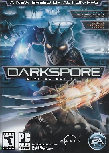 Darkspore Limited Ed. ESRB PC