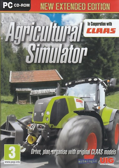 Agricultural Simulator Deluxe PC
