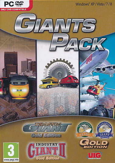 Traff/Industry/Trans. Giant GOLD PC