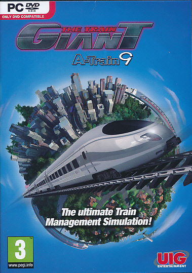 Train Giant A-Train 9 PC