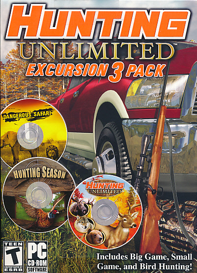 Hunting Unlimited Excursion ESRB PC