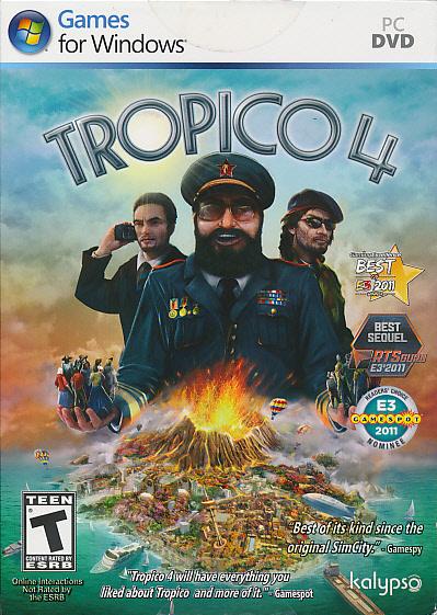 Tropico 4 ESRB PC